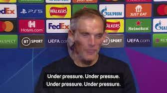 """Vorschaubild für """"Under Pressure"""": Tuchel übt für das Supertalent"""