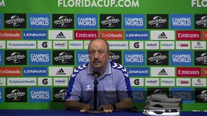 """Anteprima immagine per  Benitez sul futuro di Kean: """"Continui a segnare e..."""""""