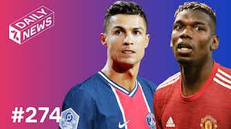 Preview image for Ronaldo AND Pogba to join PSG + other Euros transfer targets!