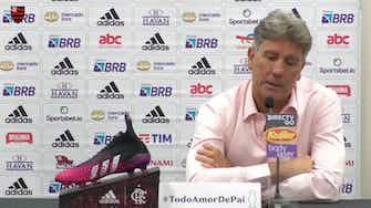 Imagem de visualização para Renato Gaúcho revela que irá poupar o time contra o ABC