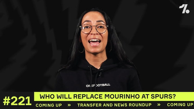 Which Serie A manager could REPLACE Mourinho at Spurs?
