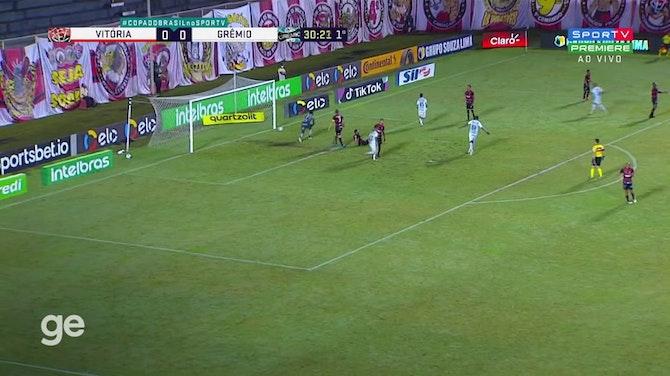 Imagem de visualização para Melhores momentos de Vitória x Grêmio