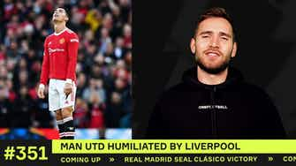 Preview image for Reacting to Man Utd 0-5 Liverpool!
