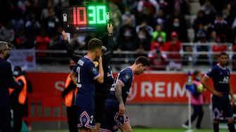 Vorschaubild für Doppelpack: Mbappé-Gala bei umjubeltem Messi-Debüt