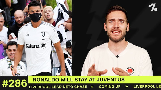 Preview image for Ronaldo WILL stay at Juventus!