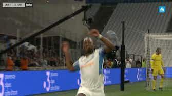 Vorschaubild für Didier Drogba's hat-trick with OM in charity game