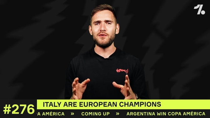 Preview image for REACTION to Italy winning Euro 2020!
