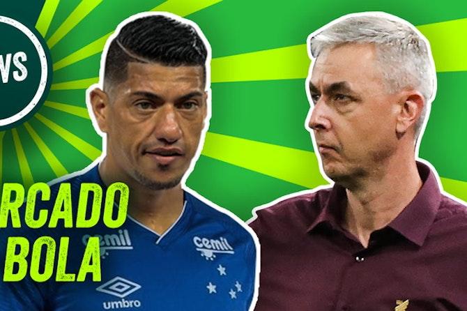 Palmeiras negocia promessa com BARCELONA! Sem Timão, RALF vai jogar aonde? | Mercado da Bola