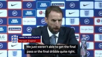 Preview image for Difficult fixture made comfortable - Southgate pleased after thumping win