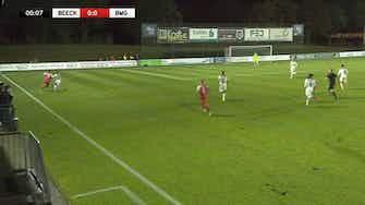 Vorschaubild für Wegberg gewinnt gegen Jungfohlen! | FC Wegberg-Beeck vs. Borussia Mönchengladbach II | Regionalliga West