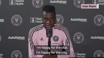 Preview image for Matuidi believes Messi will deliver PSG the Champions League