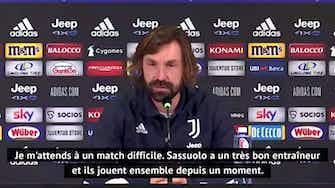 """Image d'aperçu pour 17e j. - Pirlo : """"Milan est l'équipe à battre en ce moment"""""""