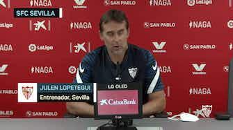 """Imagen de vista previa para Lopetegui, en titulares: """"Es una alegría que vuelva la afición a los estadios"""""""