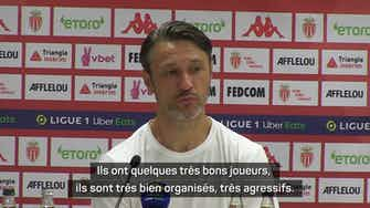 """Image d'aperçu pour 5e j. - Kovac : """"Un match parfait de l'OM, je n'ai vu qu'une seule équipe jouer"""""""