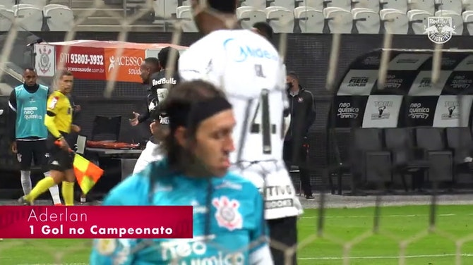 Preview image for Red Bull Bragantino beat Corinthians at Neo Química Arena