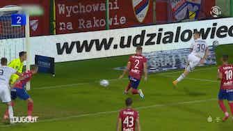 Preview image for All Tomáš Pekhart's goals in 2020-21 Ekstraklasa season