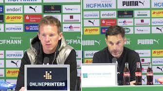 """Preview image for 3:1-Sieg in Fürth - Nagelsmann: """"Drei Punkte sind entscheidend"""""""