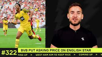 Preview image for BVB slap HUGE price tag on English star