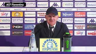 """Anteprima immagine per Iachini: """"Futuro Vlahovic? Dipenderà dal nuovo allenatore"""""""