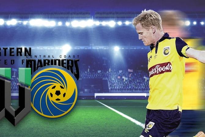 Western United schlägt die Mariners und künftigen Stuttgarter Kuol | Western United - Central Coast Mariners