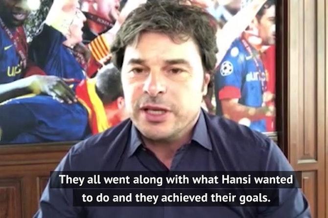 Flick deserves praise for Bayern success - Sforza