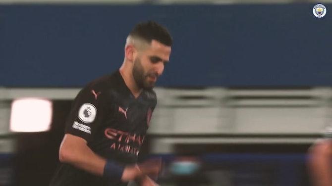 Melhores momentos de Mahrez pelo City em 2020/21