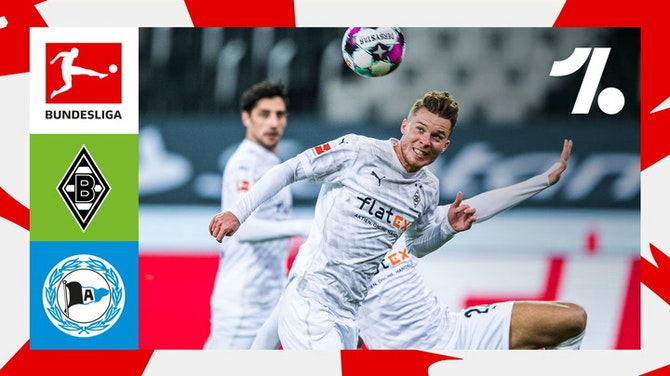 Com belos gols e frango, Gladbach atropela o Arminia