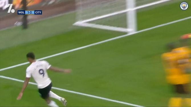 Las asistencias de Kevin De Bruyne en la Premier League 20/21