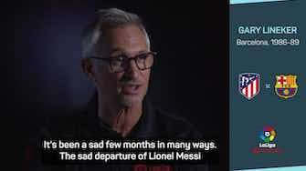 Preview image for Lineker expects more Barca 'suffering'
