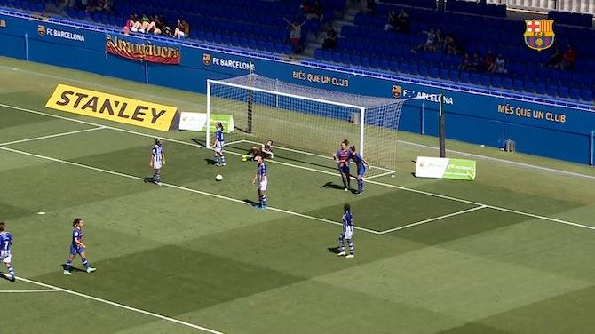 Barça 5-0 Sporting Huelva: Another big win