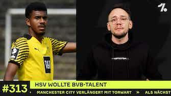 Vorschaubild für HSV wollte BVB-Talent