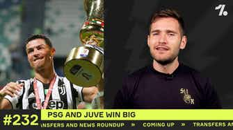 Preview image for Is this Ronaldo's LAST Juventus trophy?