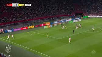 Preview image for Neres stars as Ajax score nine vs Cambuur