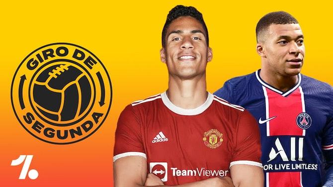 Imagem de visualização para Varane no UNITED! A aposta do PSG e os REFORÇOS do Bayern de Munique