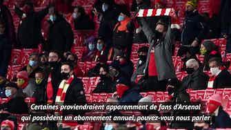 """Image d'aperçu pour Arsenal - Xhaka """"ne comprend pas"""" les messages d'insultes sur les réseaux sociaux"""