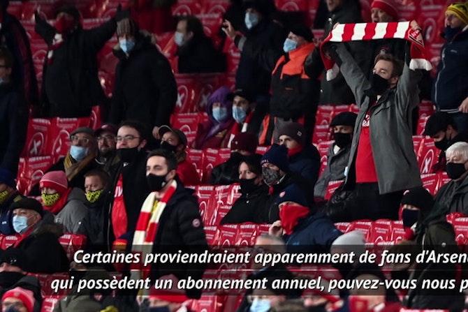 """Arsenal - Xhaka """"ne comprend pas"""" les messages d'insultes sur les réseaux sociaux"""