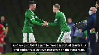 Preview image for Dunne believes Ireland have made 'no progress' under Kenny