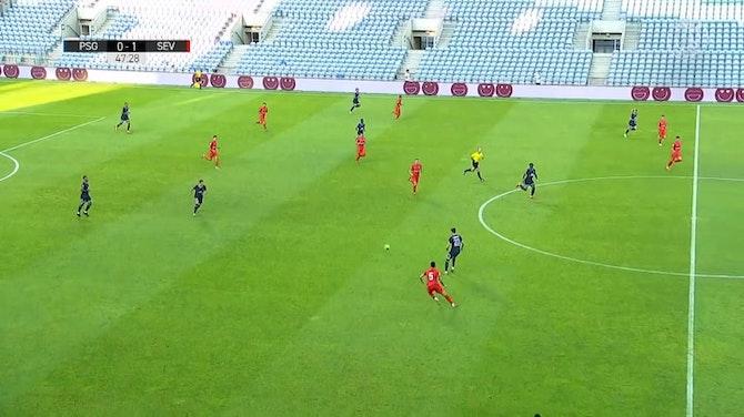 Image d'aperçu pour Le superbe but collectif d'Icardi contre Séville
