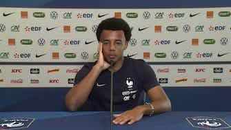 """Image d'aperçu pour 8es - Koundé : """"Inquiet pour Digne et Hernandez"""""""