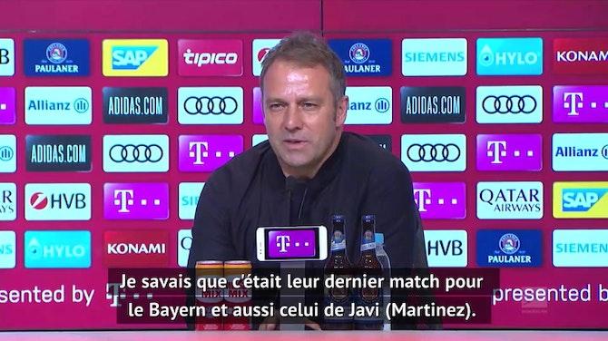 """34e j. - Flick : """"Boateng est l'un des meilleurs défenseurs d'Allemagne"""""""