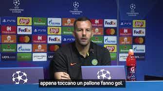 """Anteprima immagine per Handanovic: """"L'attacco del Real? Lo conosciamo"""""""