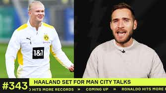 Preview image for Haaland set for Man City talks!