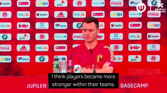 Vermaelen confident Belgium can push on from World Cup disappointment