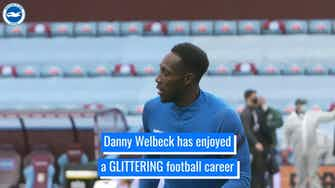 Preview image for Danny Welbeck's decorated career