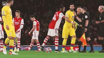 Preview image for Behind the scenes: Arsenal draw with Palace on Vieira's return