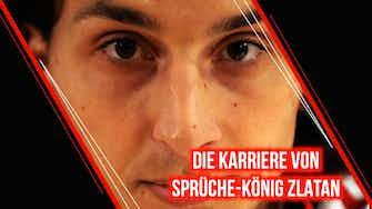 Vorschaubild für Zlatan wird 40: Die Karriere von Sprüche-König Ibrahimovic