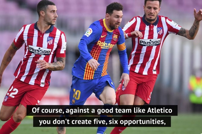 Stalemate keeps Barcelona and Atletico in the hunt for LaLiga title