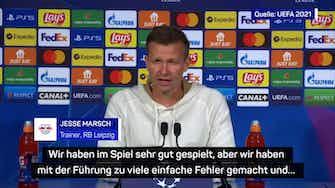 Vorschaubild für Leipzigs Horror-Start in der Champions League