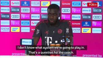 Preview image for Upamecano wants to be Bayern's leader on the pitch