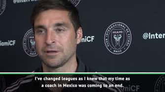Preview image for Miami boss eyes mixing it with Europe's best after conquering MLS